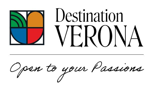 DestinationVerona Logo con Payoff